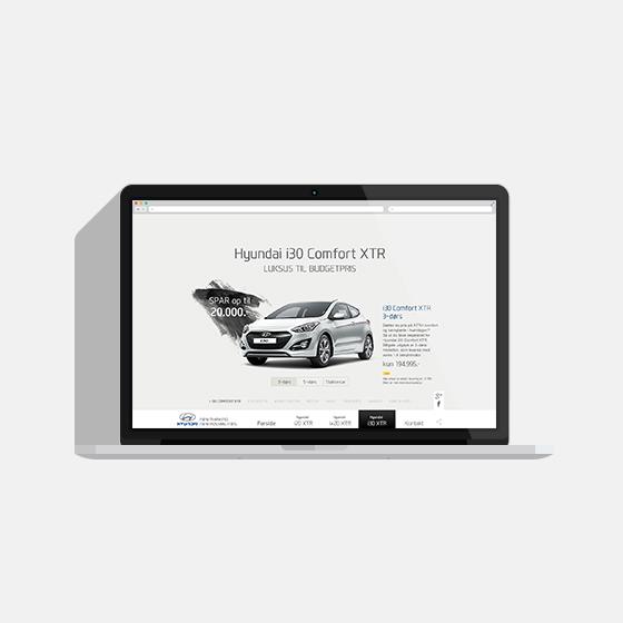 Hyundai XTR